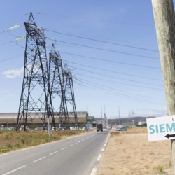 Siemens High Voltage,Converter Station (HGÜ)
