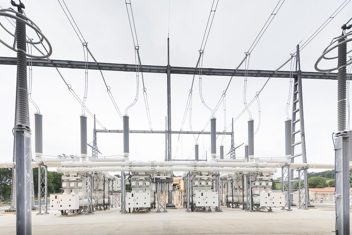 High Voltage, GIS, Spanien