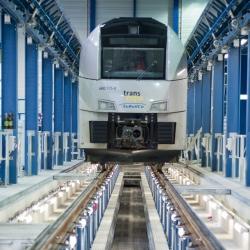 Mittelrheinbahn Germany