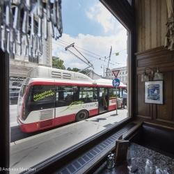 E-Bus Vienna